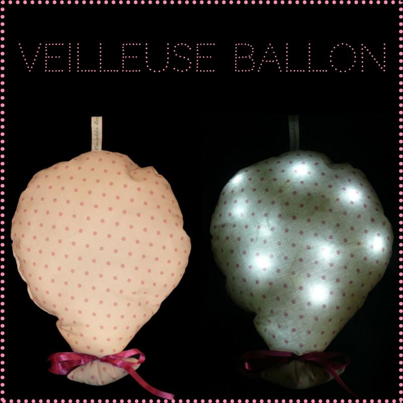 #veilleuse#ballon#, www.lespetitsloupsdemilie.com
