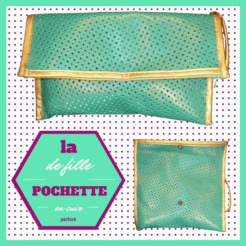#pochette en cuir perforé#, www.lespetitsloupsdemilie.com