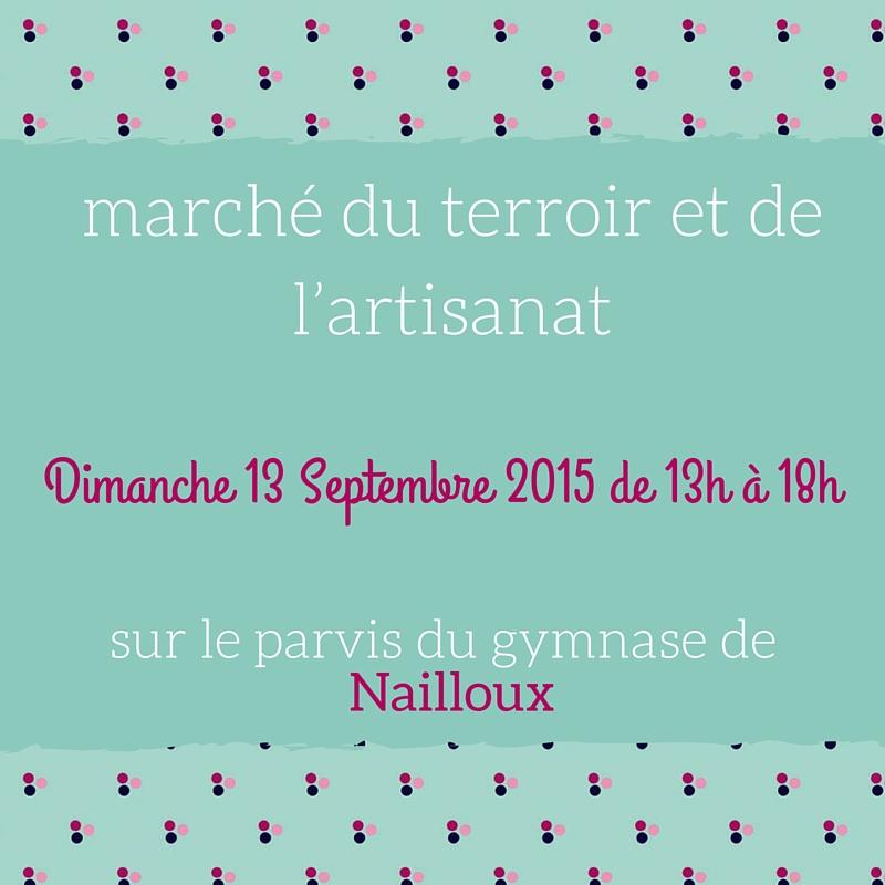 #marché du terroir et de l'artisanat Nailloux#, www.lespetitsloupsdemilie.com