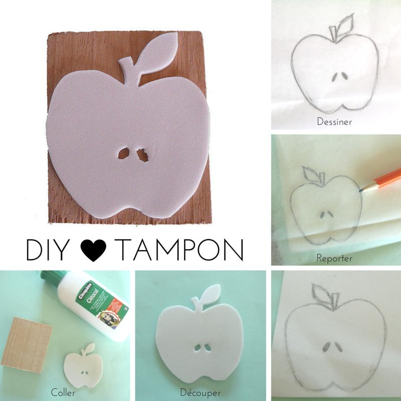 #DIY #Tampon#, www.lespetitsloupsdemilie.com