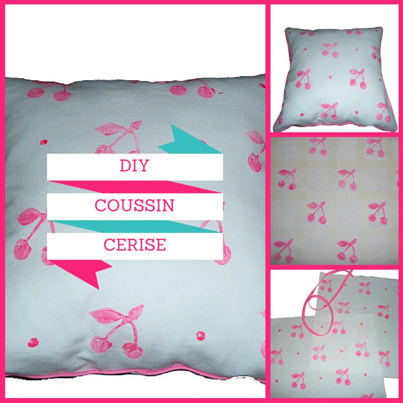 #DIY#Coussin#Cerise, www.lespetitsloupsdemilie.com